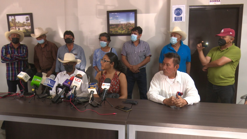 Indígenas de Ahome señalan que esperan la consulta para la planta de amoniaco