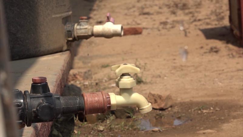 77 Colonias aún sufren desabasto de agua en Mazatlán