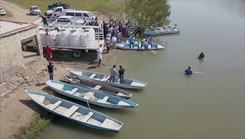 Pescadores ribereños iniciarán capturas el 14 de septiembre