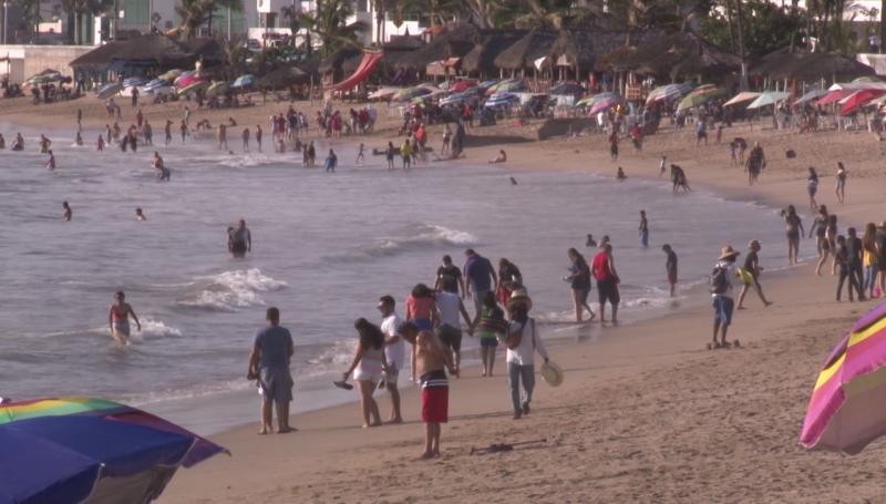 Con diversas estrategias buscan atraer turismo a Mazatlán en septiembre y octubre