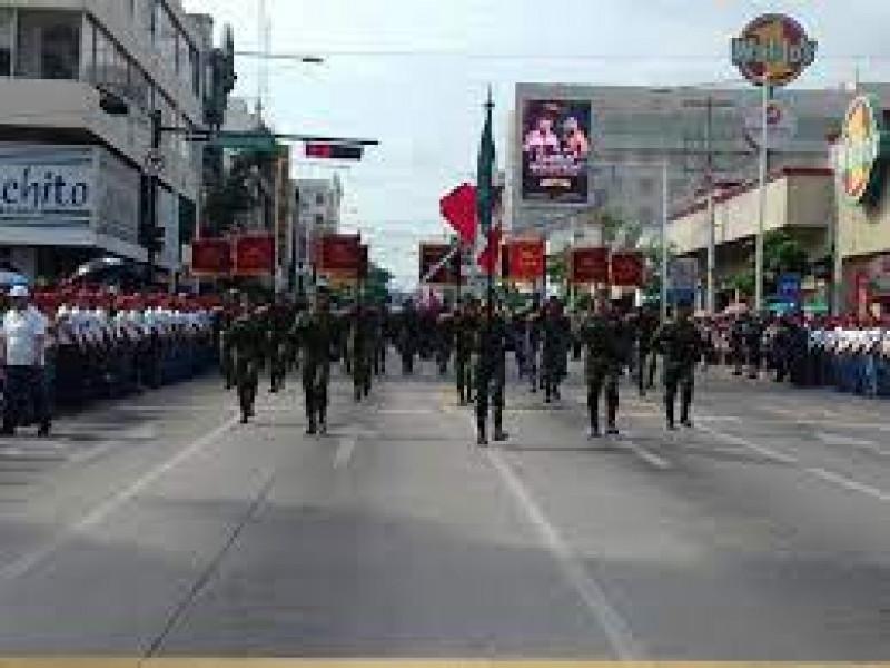 Desfile del 16 de septiembre por segundo año quedará suspendido
