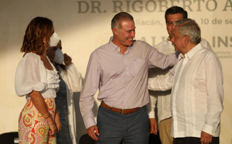 Propone AMLO a QOC como embajador de España