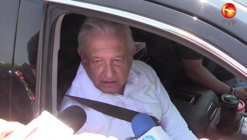 López Obrador confirma que Quirino Ordaz será embajador de México en España