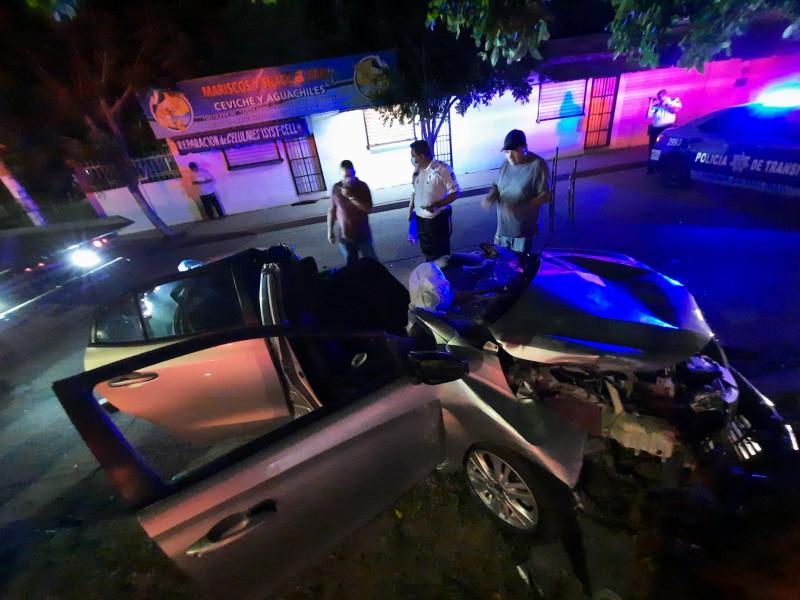 Muere mujer en accidente de transito
