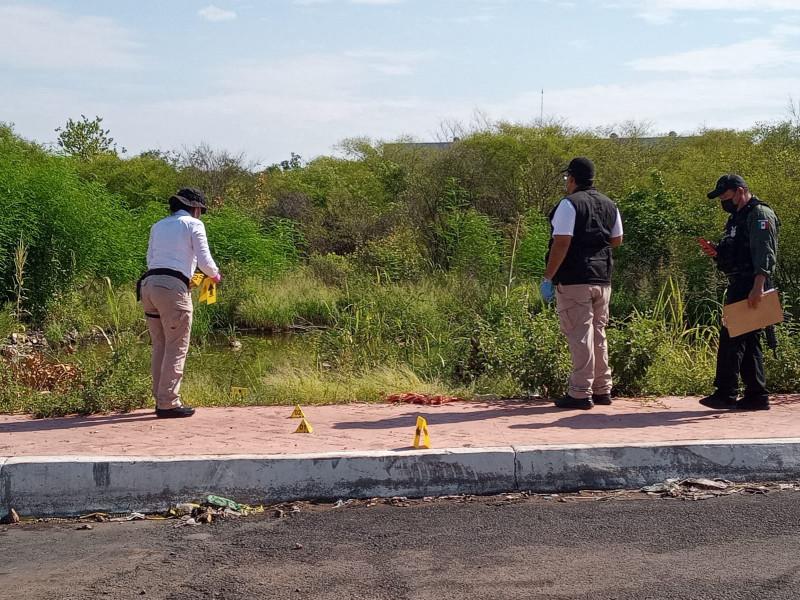 Encuentran el cuerpo de una persona en avanzado estado de descomposición al parecer fue asesinado