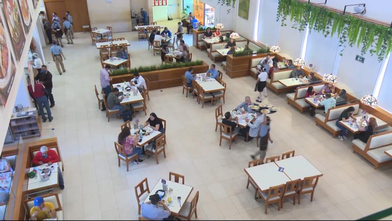 En recuperación sector restaurantero con flexibilidad de restricciones sanitarias