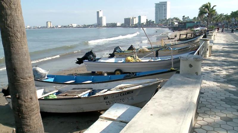 No hay pesca de escama en Playa Norte
