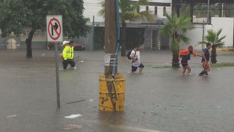 Se emite la declaratoria de desastre para 7 municipios de Sinaloa