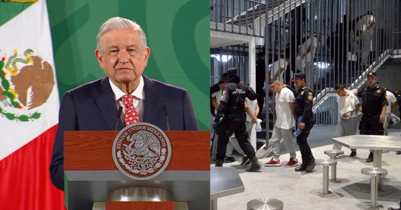 México contempla liberar a 4 mil 233 personas injustamente presas, torturadas, adultos mayores y enfermos crónicos