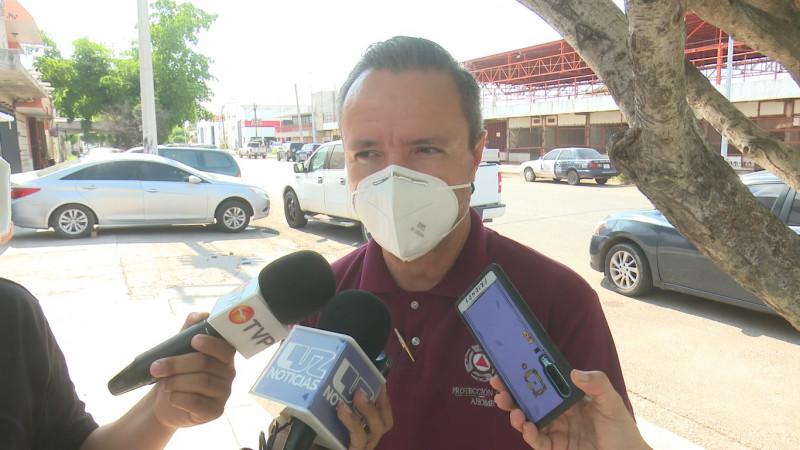 PC Ahome a verificar establecimientos, luego de la tragedia en Culiacán
