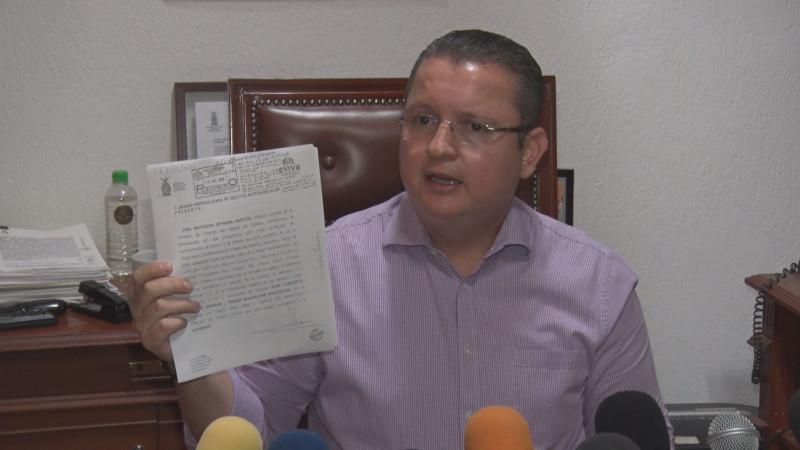 Hay 6 denuncias en contra del activista Marco García