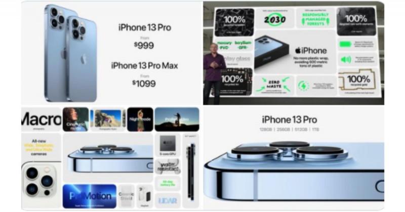 Esto costarán los nuevos modelos del iPhone 13 y estas son sus novedades
