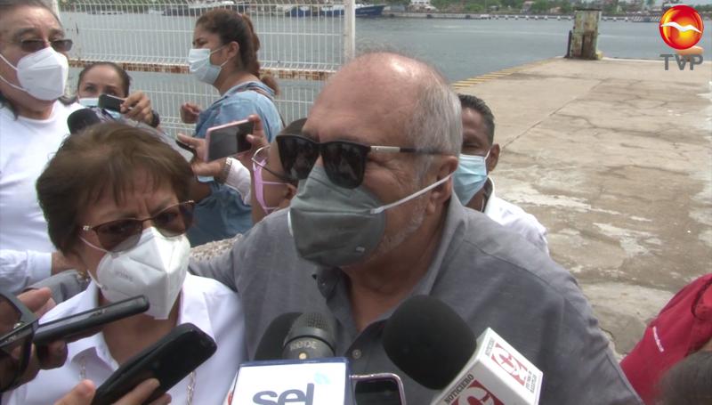 Dice alcalde que falta solo un trámite para que lleguen vacunas  Johnson and Johnson a Mazatlán