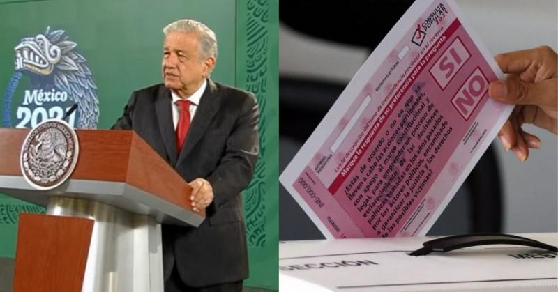 Arranca la Ley Federal de Revocación de Mandato que permitiría destituir a López Obrador