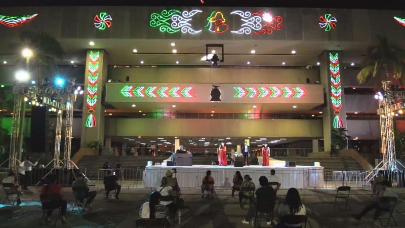 Saldo blanco en Sinaloa tras la Ceremonia del Grito de Independencia