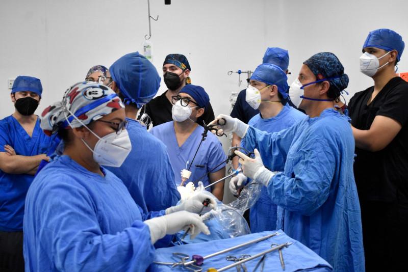 Realiza el IMSS con éxito trasplante de riñón