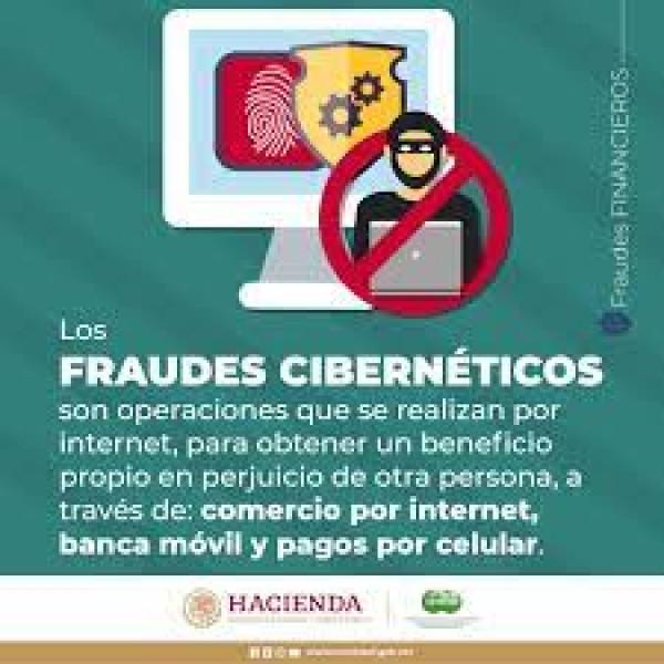 Alerta CONDUSEF de fraudes