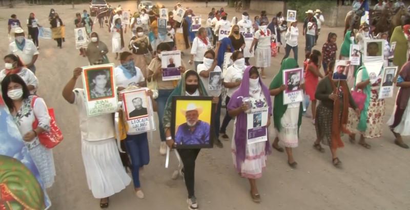 Lanzan petición en Change.org por los desaparecidos de la Loma de Bácum