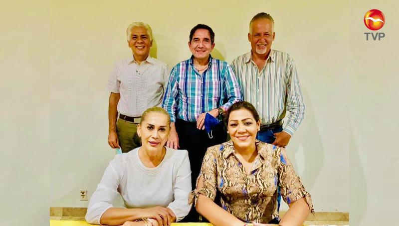 Se reúne Cuén con alcaldes electos del sur de Sinaloa