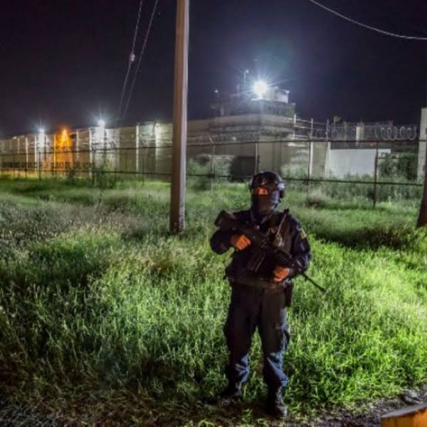 Se registra riña al interior del  penal de Culiacán