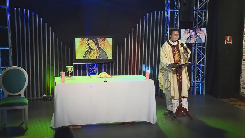 Con misa TVP Culiacán celebra sus 57 años al aire