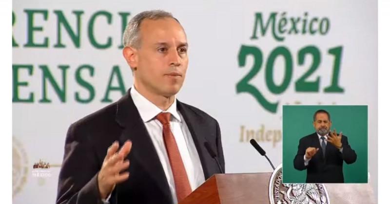 México hila 8 semanas con reducción de la tercera ola de covid-19
