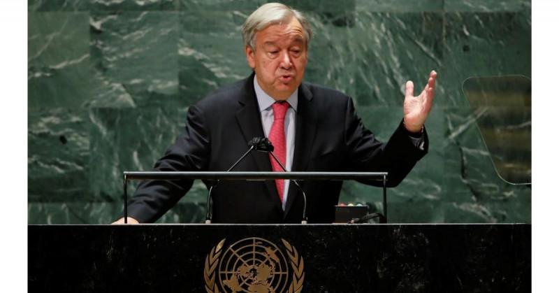 """""""El mundo nunca ha estado tan amenazado"""", afirma el secretario general de la ONU"""