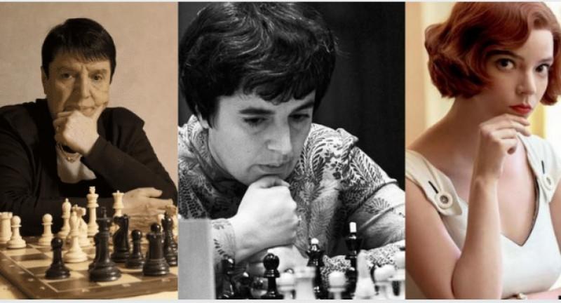 La ajedrecista Nona Gaprindashvili demanda a Netflix por 5 millones por Gambito de Dama