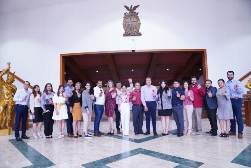 Registra morena diputados que integrarán la LXIV Legislatura