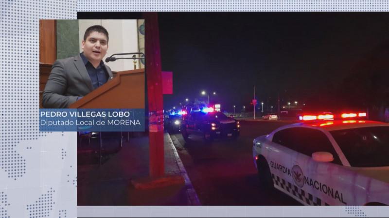 Se había advertido sobre situación al interior del penal de Culiacán: Pedro V. Lobo