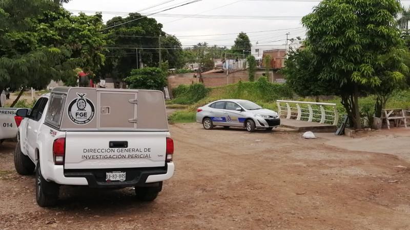 Localizan a hombre asesinado en la colonia Buenos Aires