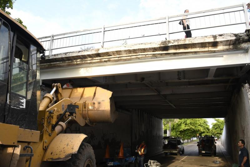 Se requieren soluciones inmediatas en el puente Hidalgo