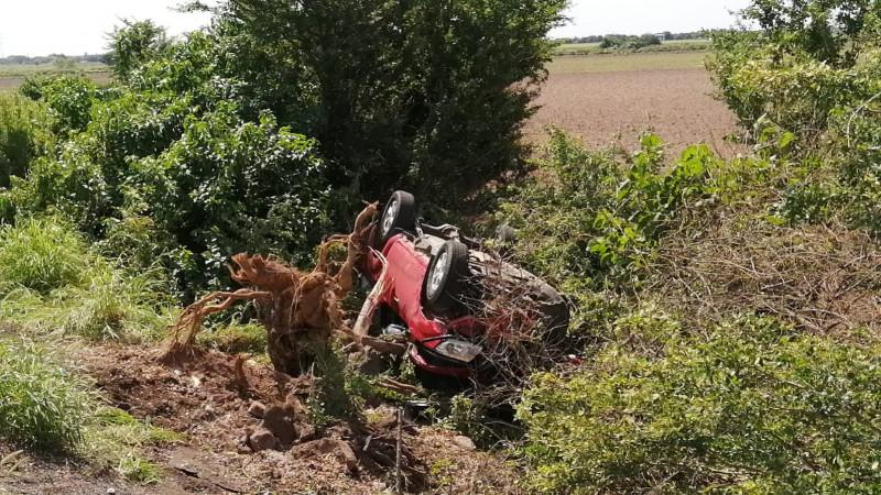 Trágico accidente por la Autopista Benito Juárez
