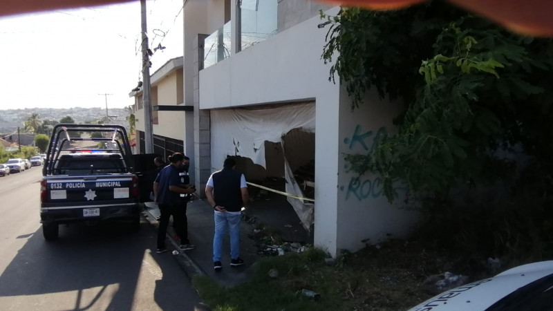 Encuentran dos muertos en casa abandona del Nuevo Culiacán