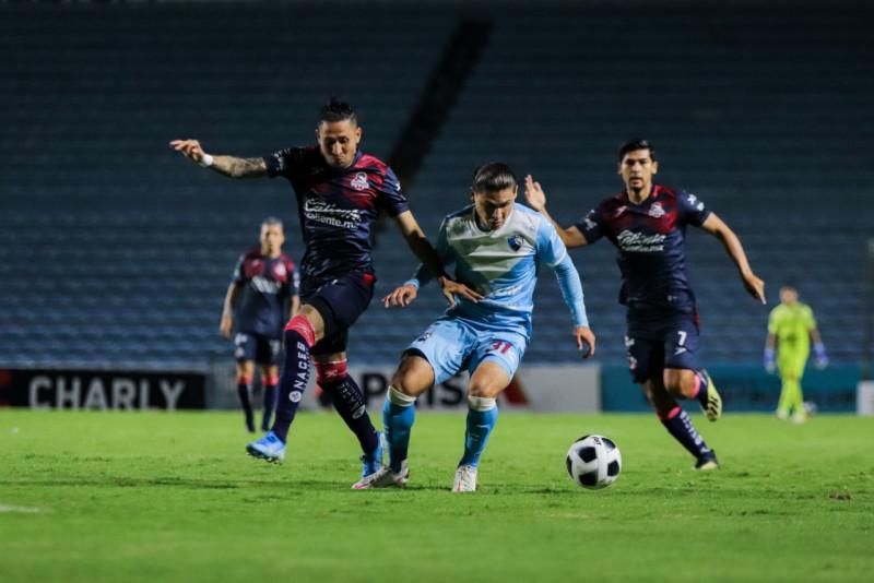 Cimarrones derrota 2-1 a Tampico Madero en calidad de visitante