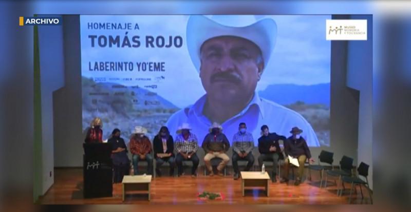 Alista MCA homenaje a Tomás Rojo