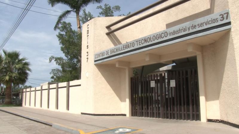 El Cbtis 37 prestará sus instalaciones al Bachillerato Deportivo, para que inicie con sus clases presenciales