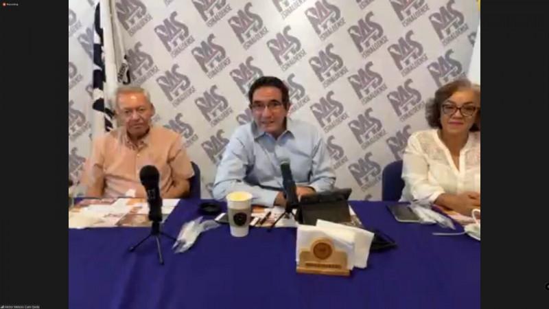 """Héctor Melesio Cuén Ojeda inaugura el """"2do Congreso Virtual en Comunicación Política."""