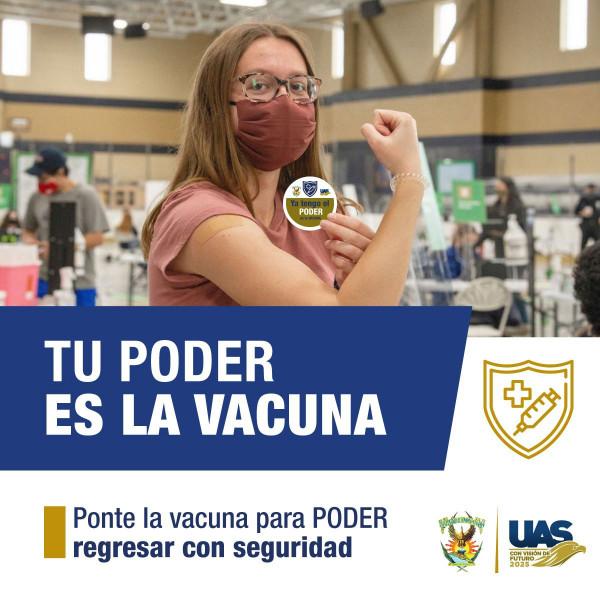 UAS llama a registrarse a estudiantes de bachillerato o  menores de 18 años