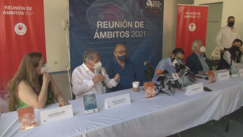 """La JAP Sinaloa inaugura su segunda """"Reunión Anual de Ámbitos 2021"""""""
