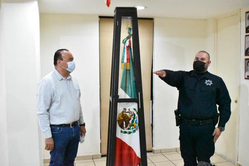 Sergio Antonio Leyva, nuevo director de Seguridad Pública y Tránsito Municipal en Elota