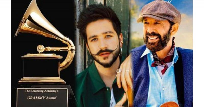 Camilo y Juan Luis Guerra lideran las nominaciones a los Latin Grammy