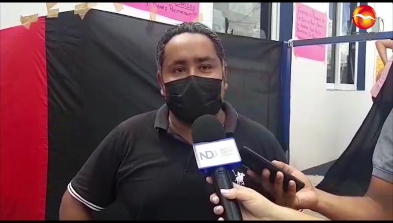 Trabajadores de JUMAPAE estallan en huelga