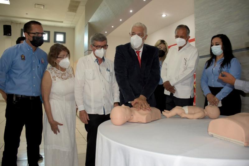 Personal de la SSA inició la capacitación a trabajadores del  STASAC