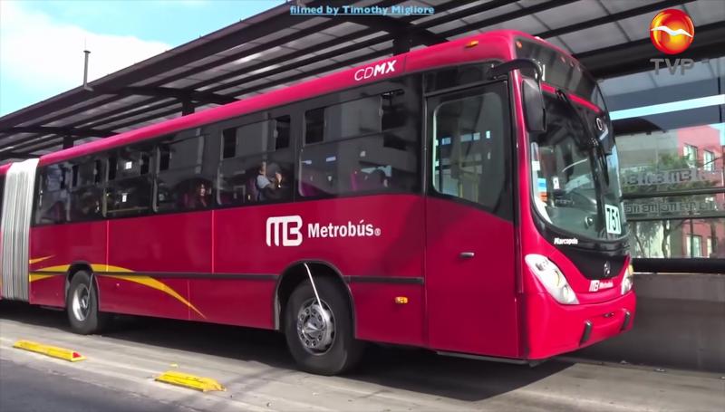 Mazatlán podría contar con metrobús próximamente