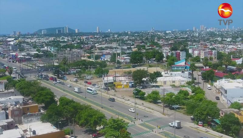 SEDESU ve viable proyecto de metrobús en Mazatlán