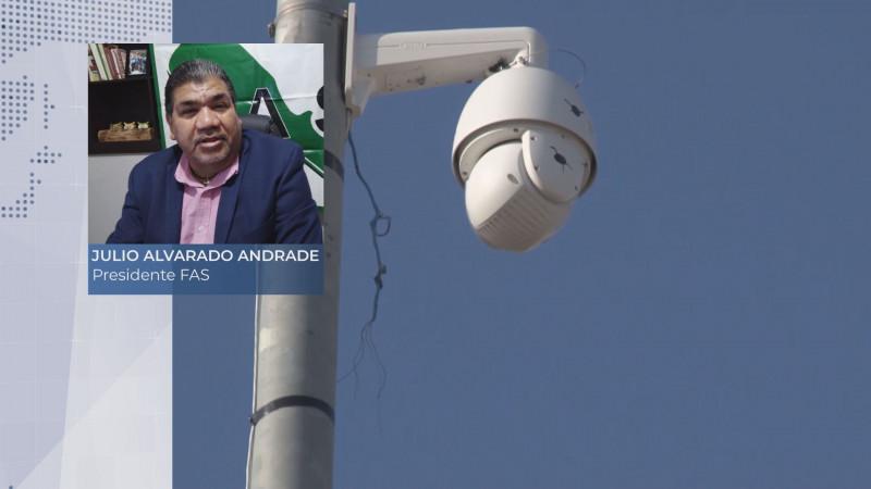 Cuestionan abogados interpretación que hace gobierno sobre ataque a cámaras de vigilancia