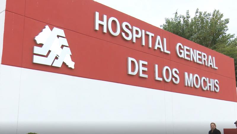 A la abaja atenciones por Covid en el Hospital General de Los Mochis