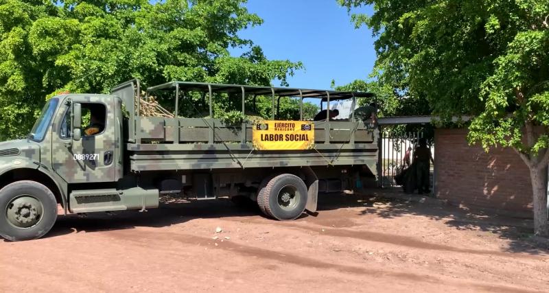 Supervisa Sepyc limpieza de escuelas del municipio de Ahome