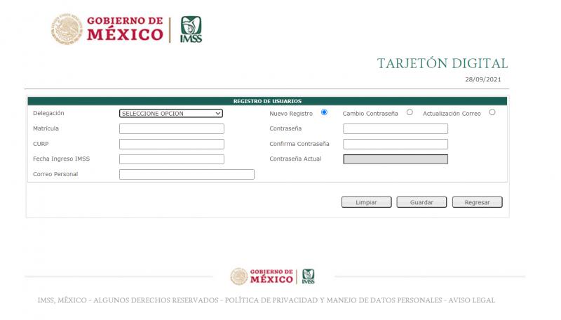 Descarga el tarjetón IMSS en línea de forma fácil.